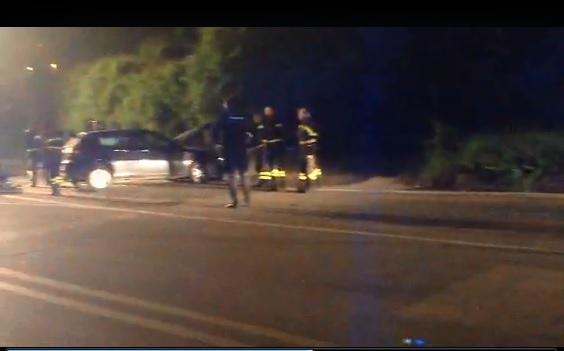 Incidente a Balsorano, nel frontale muore uomo di Avellino