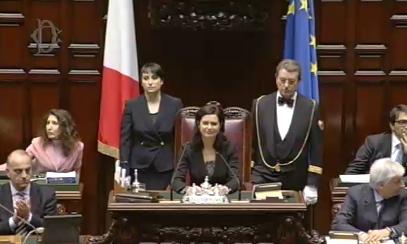 Sisma L'Aquila: la Camera rende omaggio alle vittime