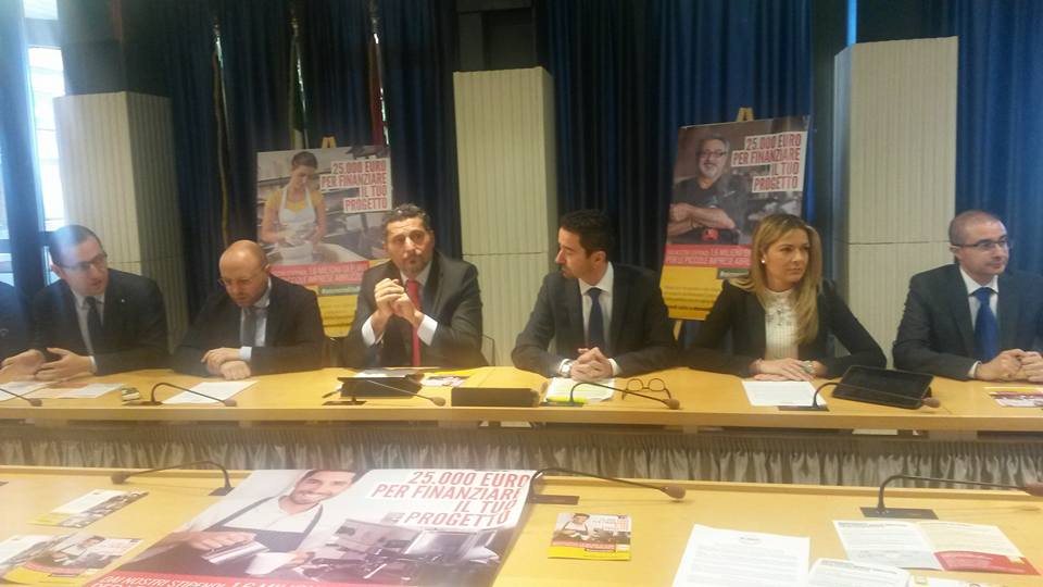 M5Stelle Abruzzo: con taglio stipendi, fondo per imprese