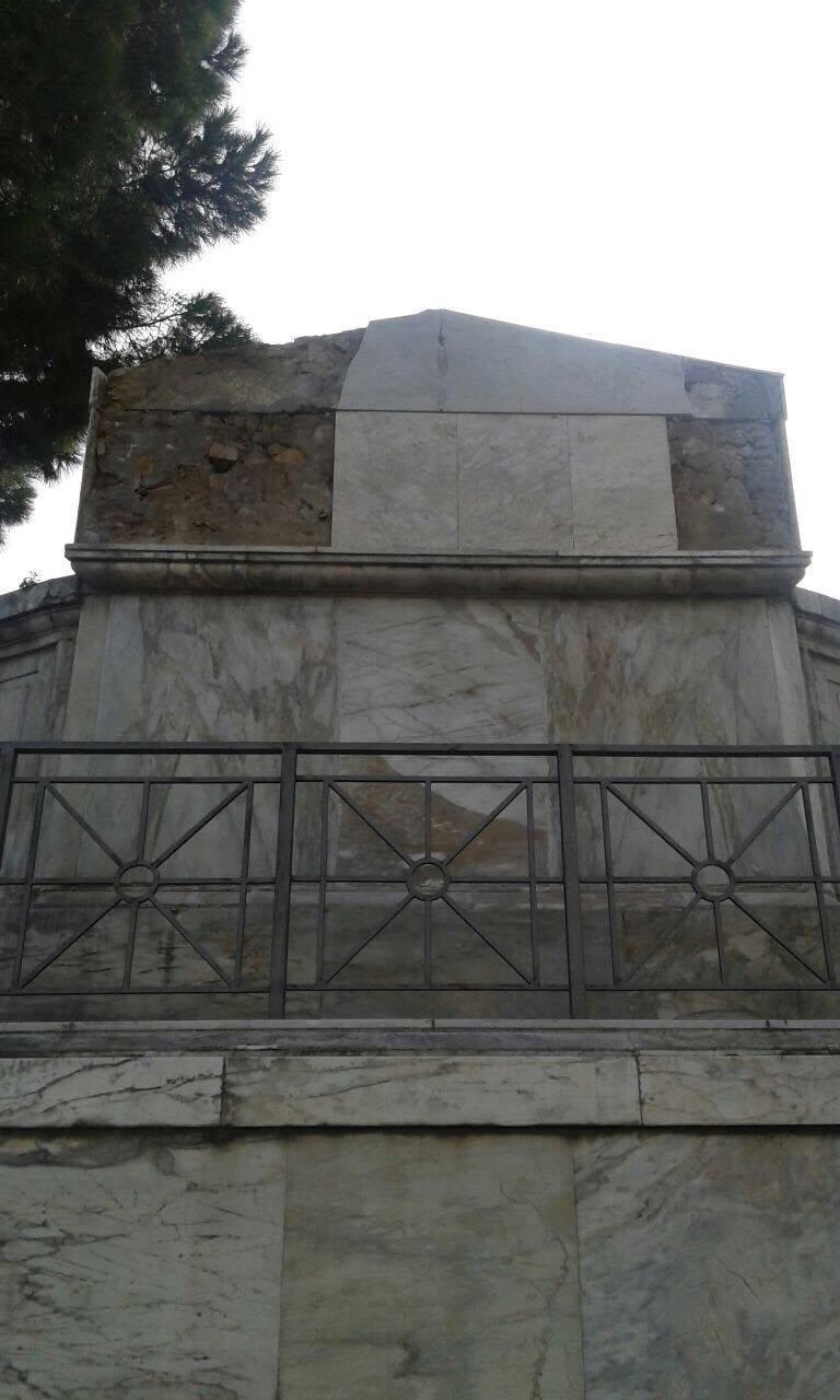Monumento ai Caduti nel degrado a Lanciano