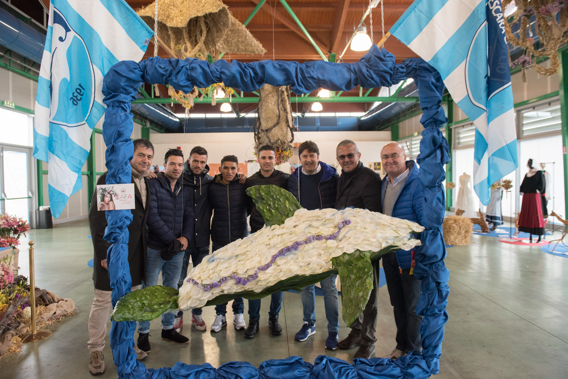 Mostra del Fiore Florviva Pescara: i progetti per il 2017