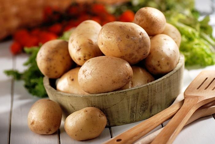 Al Mc Donald's si mangia la patata di Avezzano