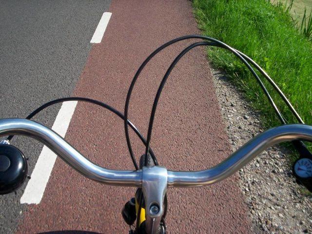 Montesilvano: lungomare, pista ciclabile pericolosa?