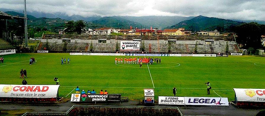 Lega Pro – Pistoiese Teramo, stop dei Diavoli