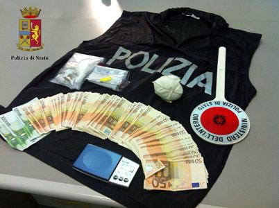 Giulianova: arrestata rom 40 enne per spaccio