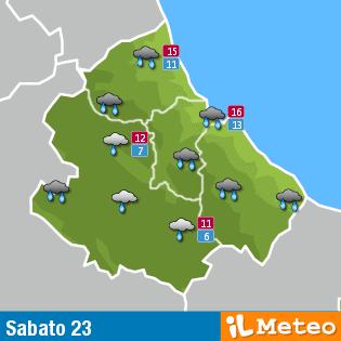 Previsioni Meteo Abruzzo 23 aprile