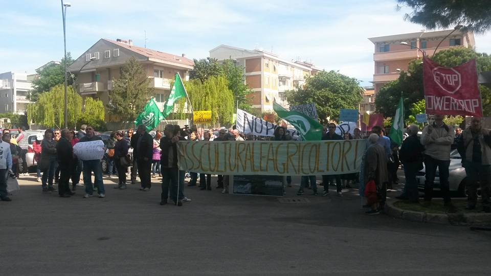PowerCrop: tutti contro l'inceneritore ad Avezzano