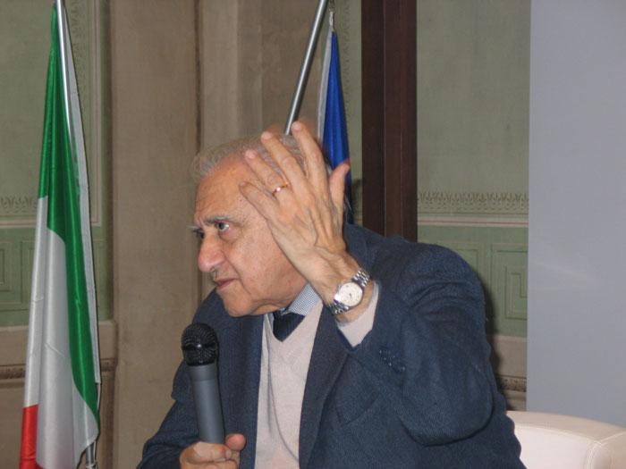 "Sabatini Accademia Crusca: ""Abruzzesi siate uniti"""