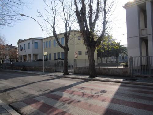 Francavilla, raid vandalico alla Michetti