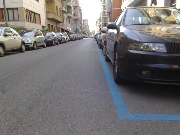 Parcheggi a Pescara: Il Tar boccia i permessi gratis