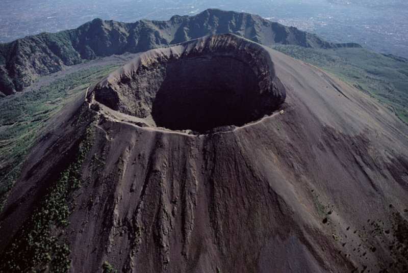 Se erutta il Vesuvio, sfollati di Terzigno in Abruzzo