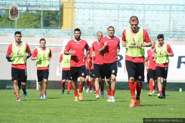 Lanciano Avellino, ultime notizie dopo gli allenamenti
