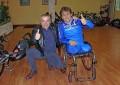 Gli Azzurri del paraciclismo incantano gli studenti