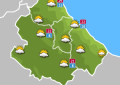 Previsioni meteo Abruzzo giovedì 26 maggio