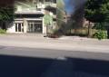 Pescara: Moto in fiamme vicino alla Stazione