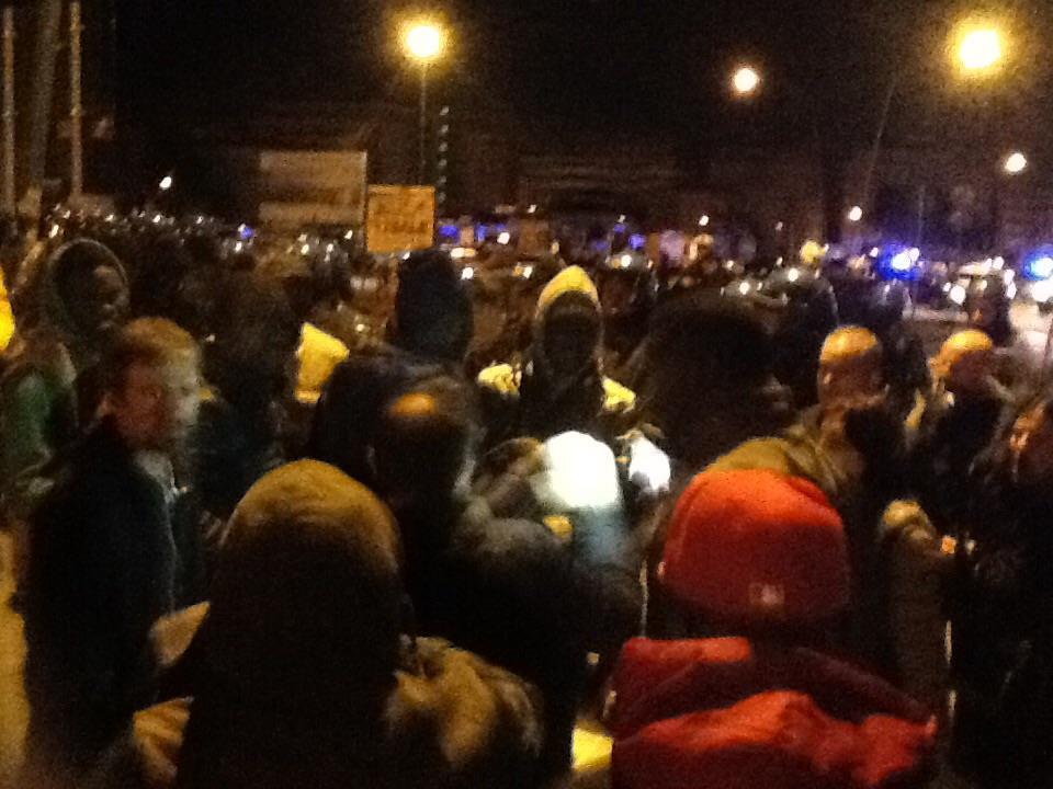 Pescara: sgomberato il mercato etnico