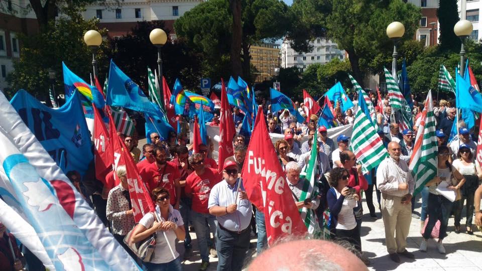 Pubblico impiego in sciopero oggi a Pescara