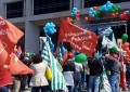 Pubblico impiego in sciopero, corteo a Pescara