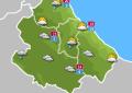 Previsioni meteo Abruzzo martedì 24 maggio