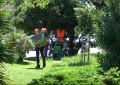 Pescara: profughi al lavoro per le strade cittadine