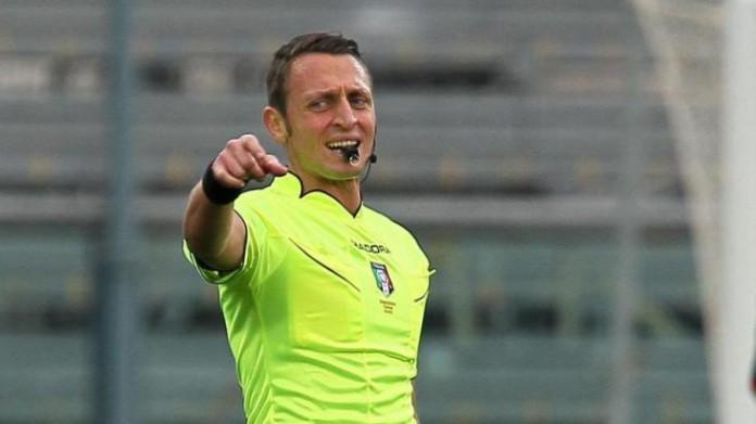 Pescara Lanciano: ecco l'arbitro