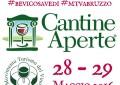Cantine Aperte 2016 in Abruzzo