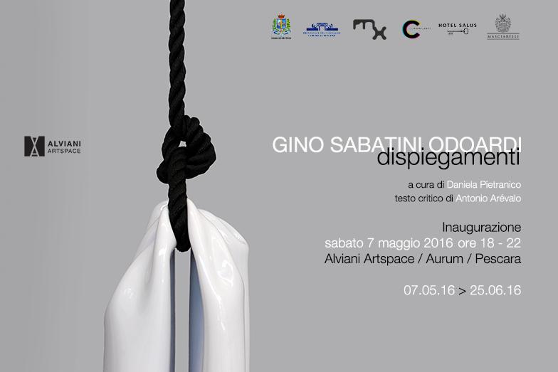 Pescara, personale di Sabatini Odoardi all'Alviani ArtSpace