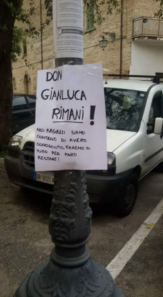 Villamagna: il paese si mobilita per il parroco