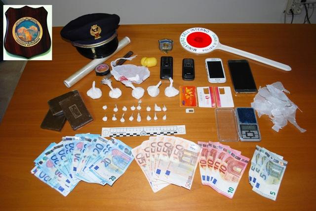 Avezzano: droga in un casolare, arrestati tre Marocchini