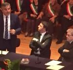 Ore 10,25: con Renzi anche il sottosegretario De Vincenti