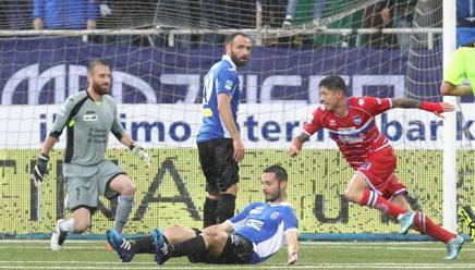 Pescara calcio, finale play off ipotecata
