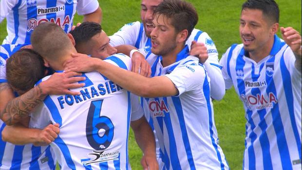 Pescara calcio, buone notizie dall'infermeria