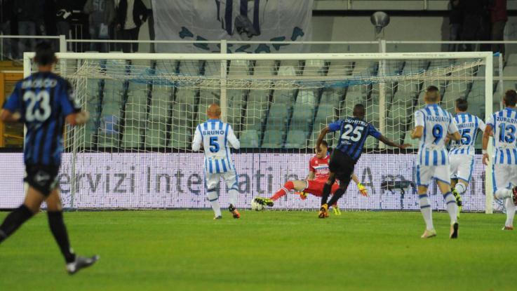 Pescara calcio, pari amaro. Play off con Memushaj