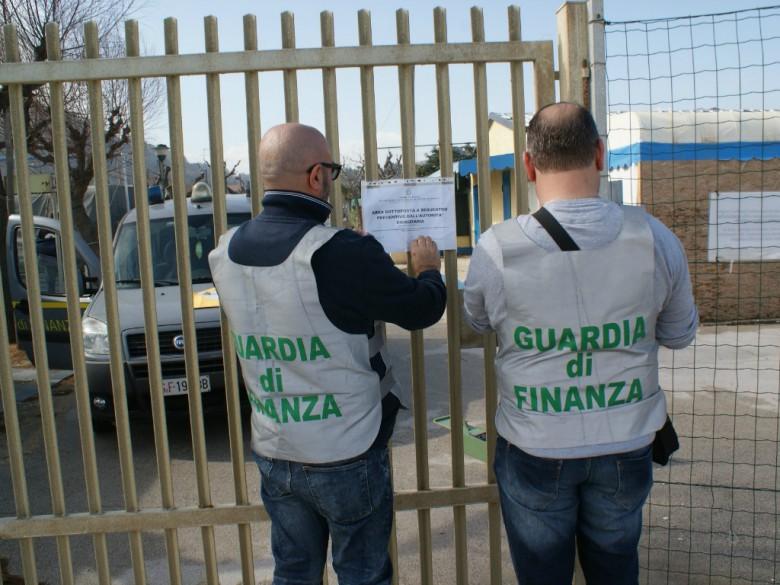 Ricostruzione, indagini GdF Ancona su presunti illeciti