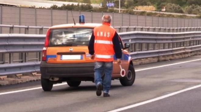 Barisciano: Statale 17 chiusa per incidente
