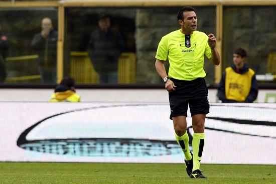 Serie B Semifinali Playoff – L'arbitro di Novara Pescara