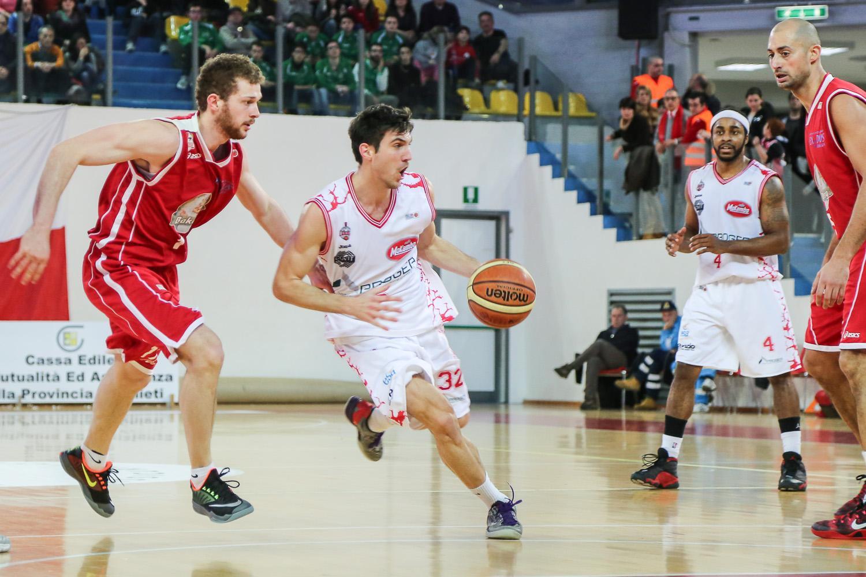 Basketmercato Proger – Ufficiale l'addio di Monaldi