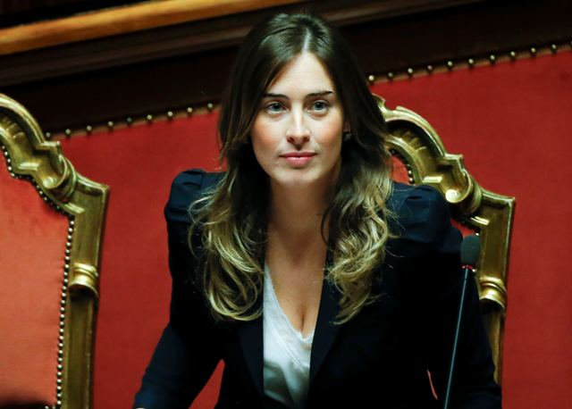 Pescara, il ministro Boschi in tour per il Referendum