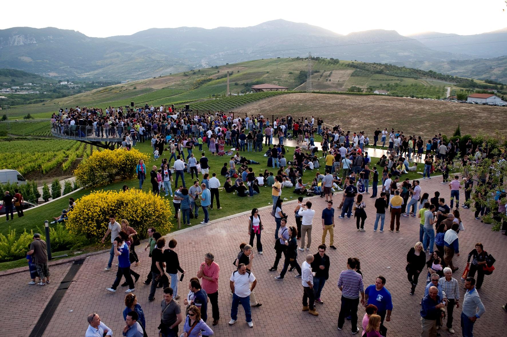 In 40 mila in Abruzzo per Cantine Aperte 2016