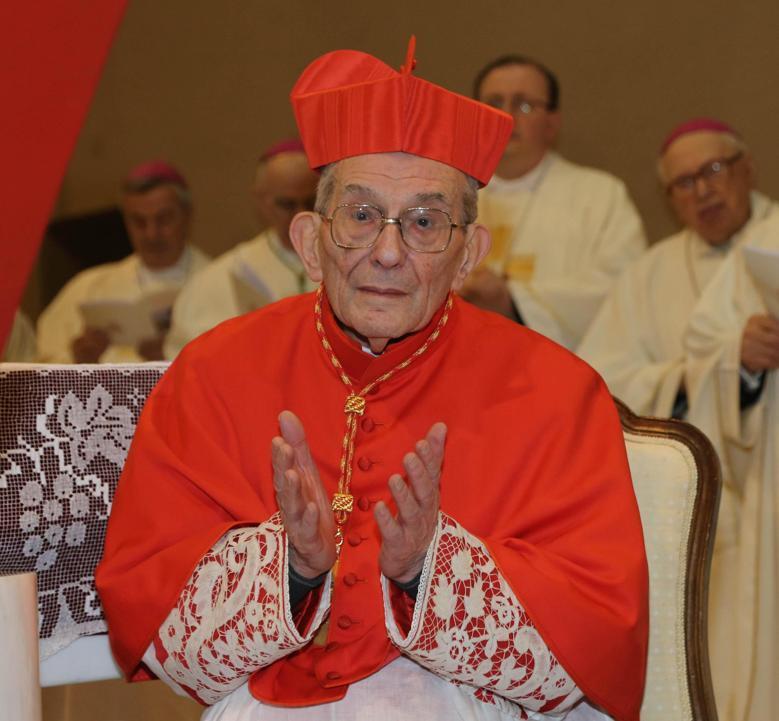 Morto a 100 anni il cardinale Capovilla, già vescovo a Chieti