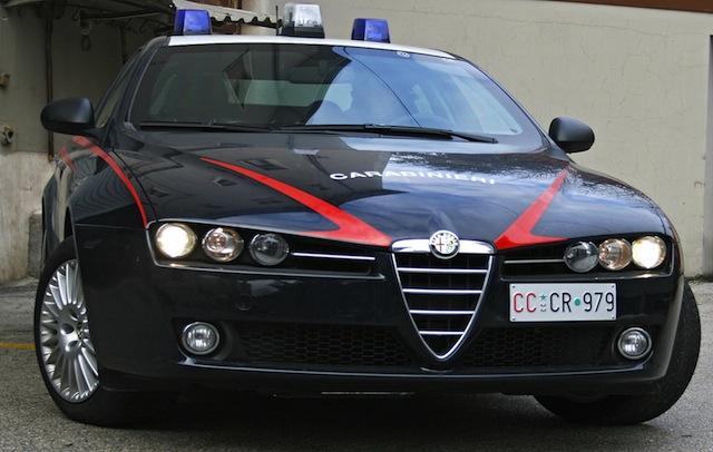 Chieti: moldava in stato di ebrezza minaccia i carabinieri, arrestata