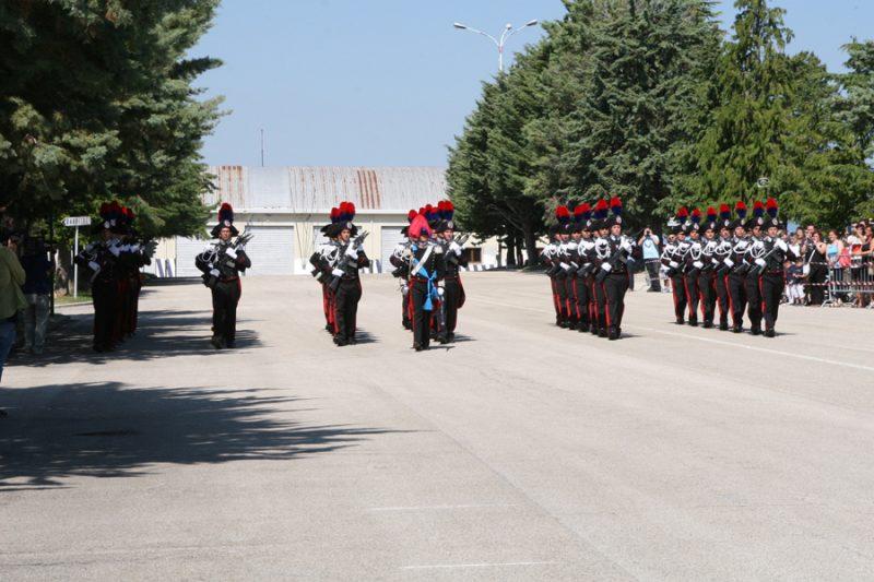 Abruzzo e Molise, Comando unico per i Carabinieri