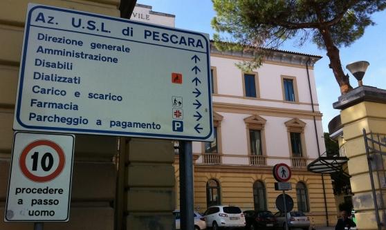 Pescara: Dipendente Asl scippata e malmenata