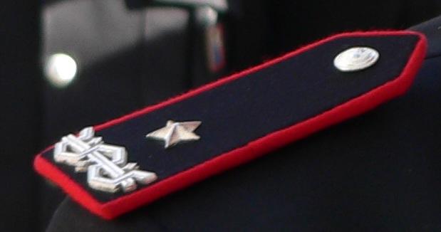 Teramo: carabiniere in moto ferito da auto in retromarcia