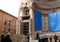 L'Aquila, sbloccati i contributi per il mega aggregato del Duomo