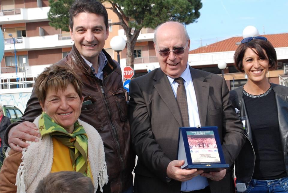 Festa dei lavoratori a 4 zampe a Montesilvano