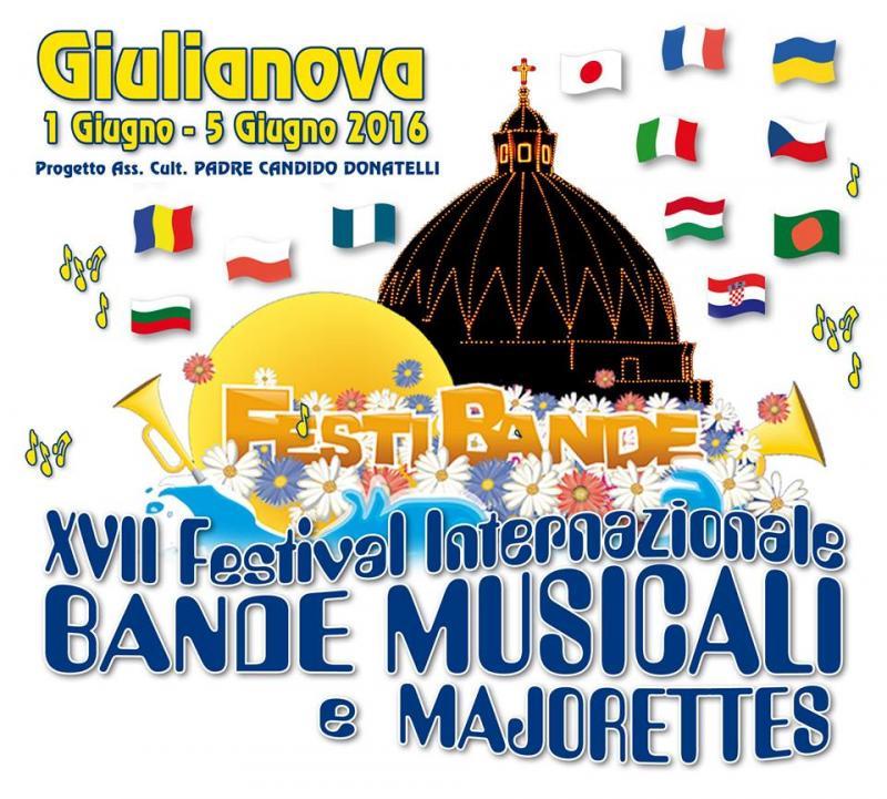 A Giulianova torna il 17° festival internazionale delle bande