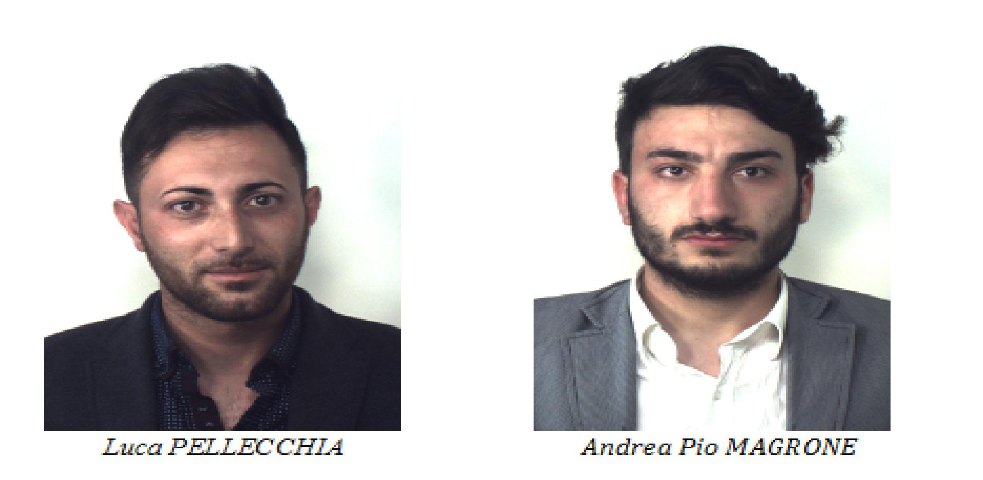 """Procacciatori """"porta a porta"""" arrestati a Pescara"""