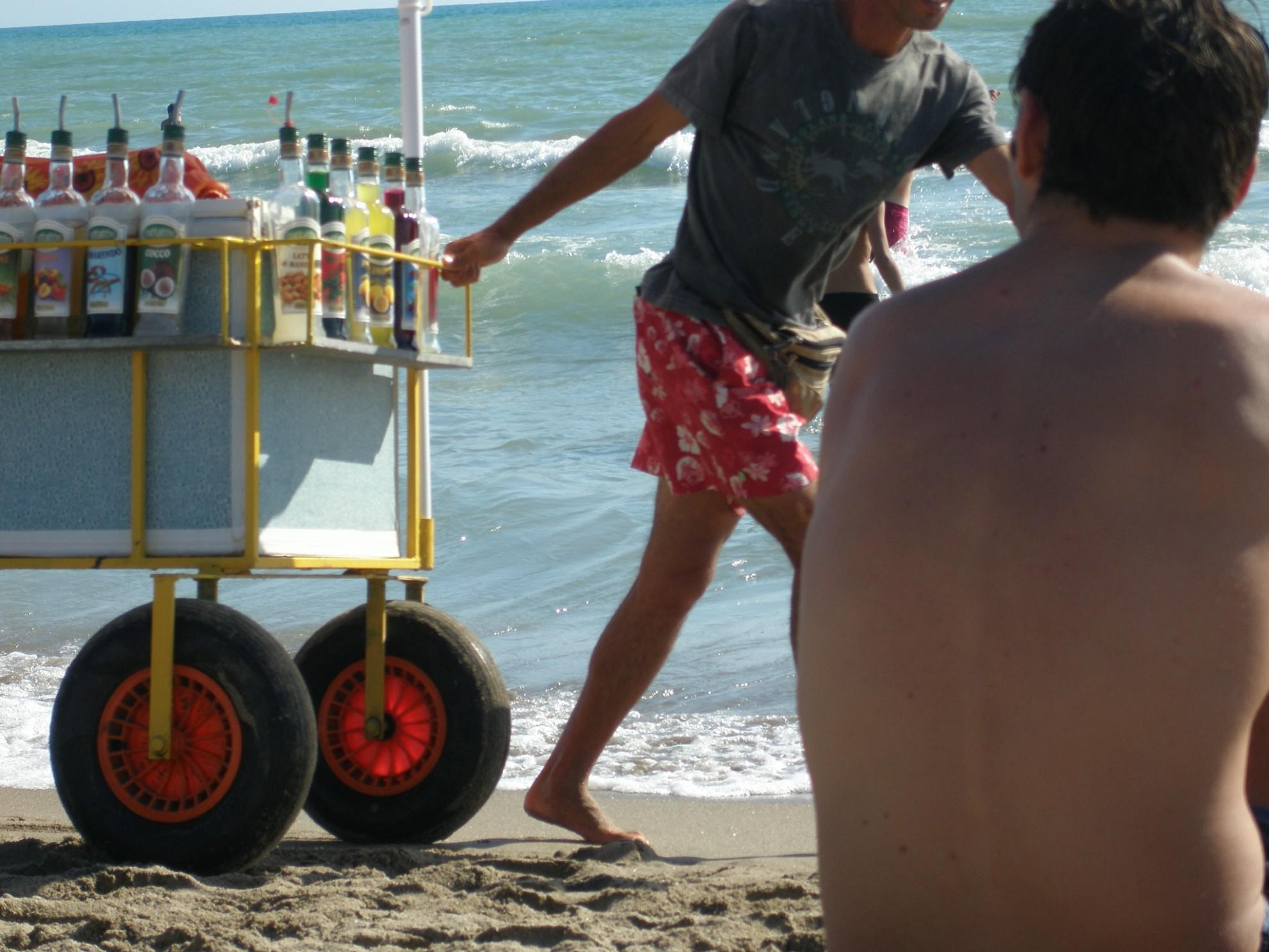 A Pescara bando comunale per vendere cocco e granite