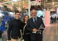 """Studenti """"Volta"""" Pescara vincono Olimpiadi Robotica"""